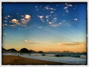Amanecer - Rio de Janeiro