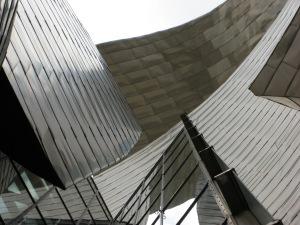 Guggenheim Museum, Bilbao el museo de arte = la galeria de arte