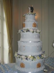 La tarta = el pastel
